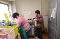 2食器洗い