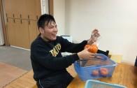 5野菜袋詰め作業